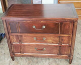 3-Drawer Chest by Drexel Furniture Co.,