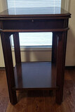 Chippendale-Style Table/Plant Stand--