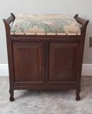 Upholstered Bench/Storage