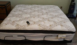 King Size Adjustable Bed Hybrid Collection by