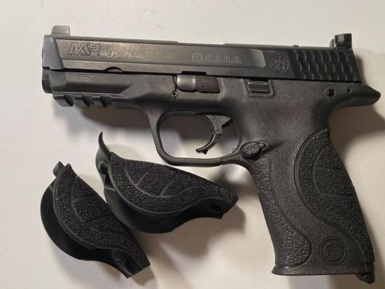 Smith & Wesson M&P 9mm CORE Pro-Series: