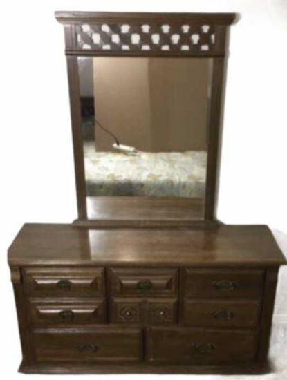 Dresser with Mirror-Dresser Measures