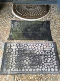 (3) Doormats