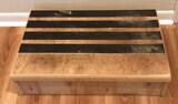 """Wooden Riser 24 1/2"""" x 15 1/4"""", 6"""" H"""