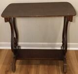 Vintage Side Table - 23 1/4