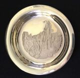 1972 Limited Edition Sterling Silver Franklin Mint