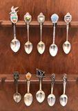 (10) Collectors Spoons: Vintage Union Japan