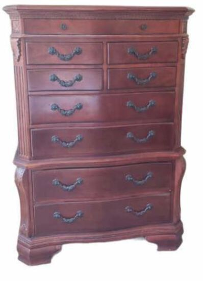 """Chest of Drawers - 39"""" x 22'"""", 55 1/2"""" H"""