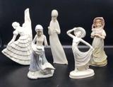 (5) Figurines