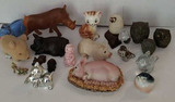 Assorted Animal Figurines