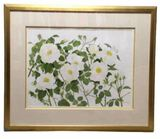 Framed & Double Matted Earle McKey Lithograph--