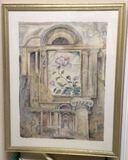 """Framed Print - 29 x 36 1/2"""""""