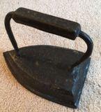 Antique Iron Sadiron