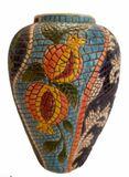 """Ceramiche Leonardo Vase 10 1/4"""" H Made in Italy"""