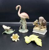 Assorted Decorative Accessories: Including Lenox