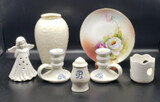 Assorted Decorative Accessories: Signed Noritake