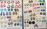 Assorted Fashion Jewelry: Earrings, Bracelet and