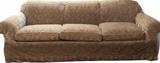 """Upholstered Sofa - 90"""" Long"""