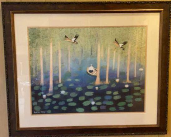 Downsizing Auction for Myra Jane Bird