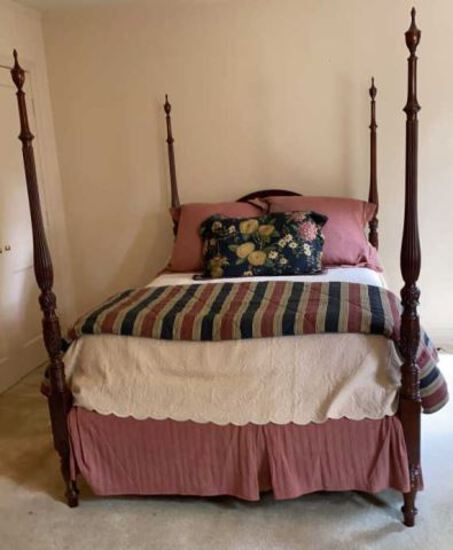 Four Poster Full Size Bed