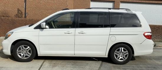 2007 Honda Odyssey - 141,468 Miles