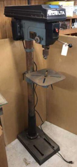 Delta Floor Model Drill Press, Model 17-900