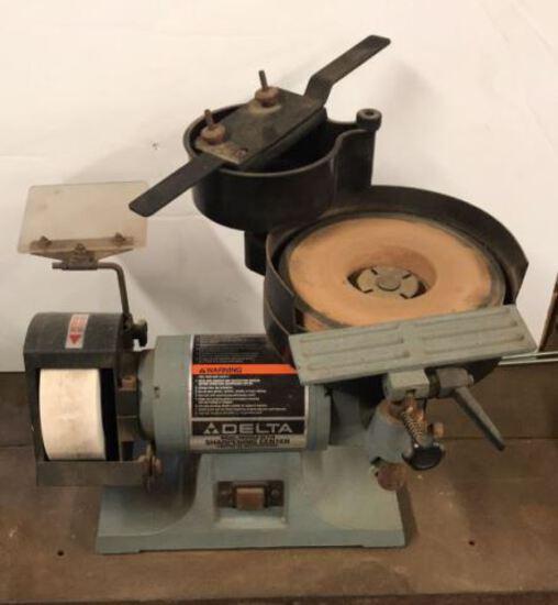 Delta Sharpening Center Model 23-710