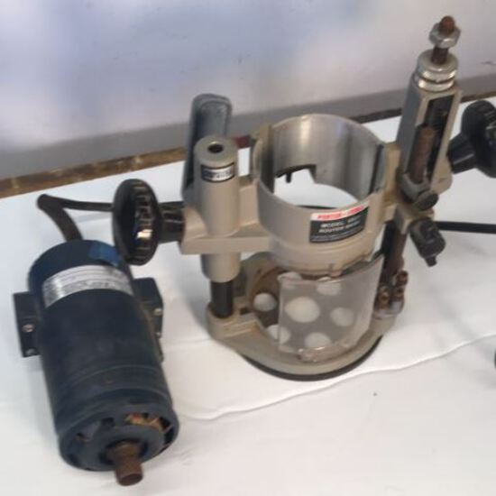Bosch model 060 1604 234 and Porter-Cable model