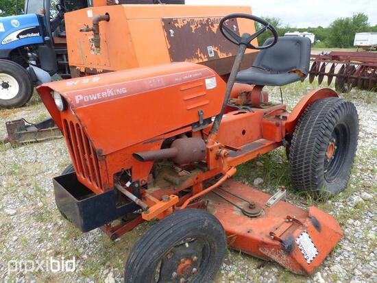 POWER KING TRACTOR