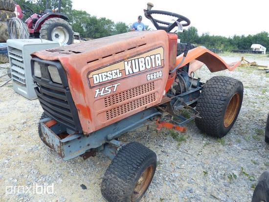 KUBOTA G6200
