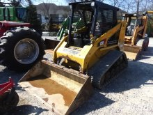 Cat 247B-3 Track Skid Steer