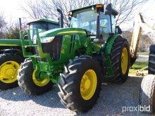 JD 6120E-4 Tractor
