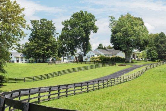 Johnny Depp Kentucky Farm 5493 Versailles Road