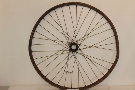 Antique Wood Bike Rim
