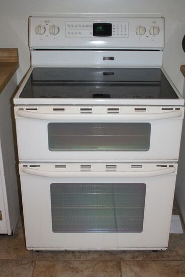 "Maytag ""Gemini"" Electric 30"" Double Range W/Manual"