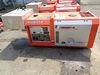 KUBOTA Lowboy II, GL11000 Generator, s/n 757489, diesel powered (Meter Read
