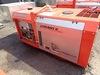 KUBOTA Lowboy II, GL11000 Generator, s/n 757490, diesel powered (Meter Read