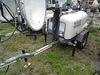 2015 WACKER NEUSON LTN8 Light Plant, s/n 24269736, Kubota diesel (Meter Rea