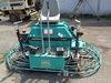 2016 WHITEMAN HHNG5, 8' Ride-On Concrete Trowel, s/n PI0209638, Briggs & St