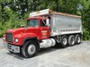 1998 MACK Model RD688S Tri-Axle Dump Truck, VIN# 1M2P270C3WM036855, powered