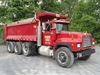 1995 MACK Model R688S Tri-Axle Dump Truck, VIN# 1M2P267C6SM025567, powered