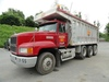 1995 MACK Model CL713 Tri-Axle Dump Truck, VIN# 1M2AD62C0SW002426, powered