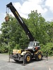 1978 P&H Omega 18, 18 Ton Rough Terrain Crane, s/n 46414, powered by Detroi