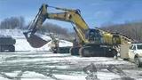 2004 KOMATSU Model PC1250-7 Hydraulic Excavator, s/n 20137, powered by Koma