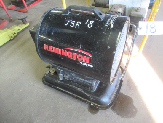 REMINGTON 70,000BTU Space Heater (JSR) (RUNS)
