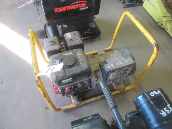 WACKER 2,500 Watt Generator (RUNS)