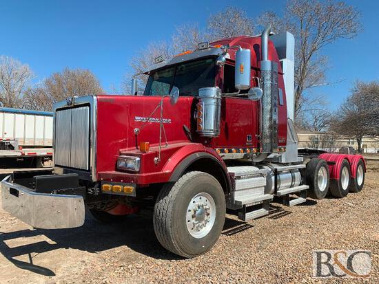 2013 Western Star Trucks 4900 SA Truck, VIN # 5KJNALBG8DPFF4111