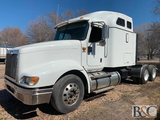 2007 International 9400i Truck, VIN # 2HSCNAPR77C310441
