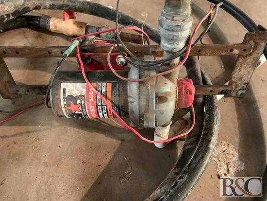 12 Volt Sprayer Pump & Hose