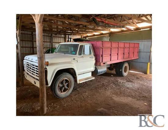 1973 Ford F615 Grain Truck Truck